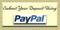 New York Marriages Deposit via PayPal