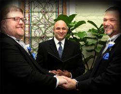 New York Non-religious Weddings, New York Interfaith Ceremonies